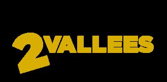 Logo pyrénées 2 vallées Aure Louron